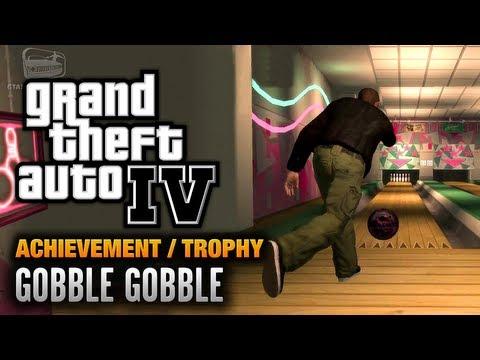 GTA 4 - Gobble Gobble Achievement / Trophy (1080p)