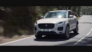Jaguar E-PACE - The New Head Turning SUV - ROGEE