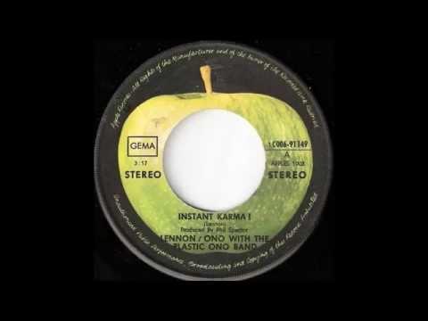 1970 - Lennon-Ono - Instant Karma! (7