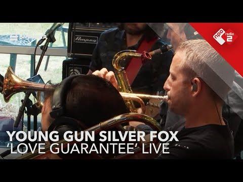 Young Gun Silver Fox - 'Love Guarantee' Live @Jan-Willem Start Op