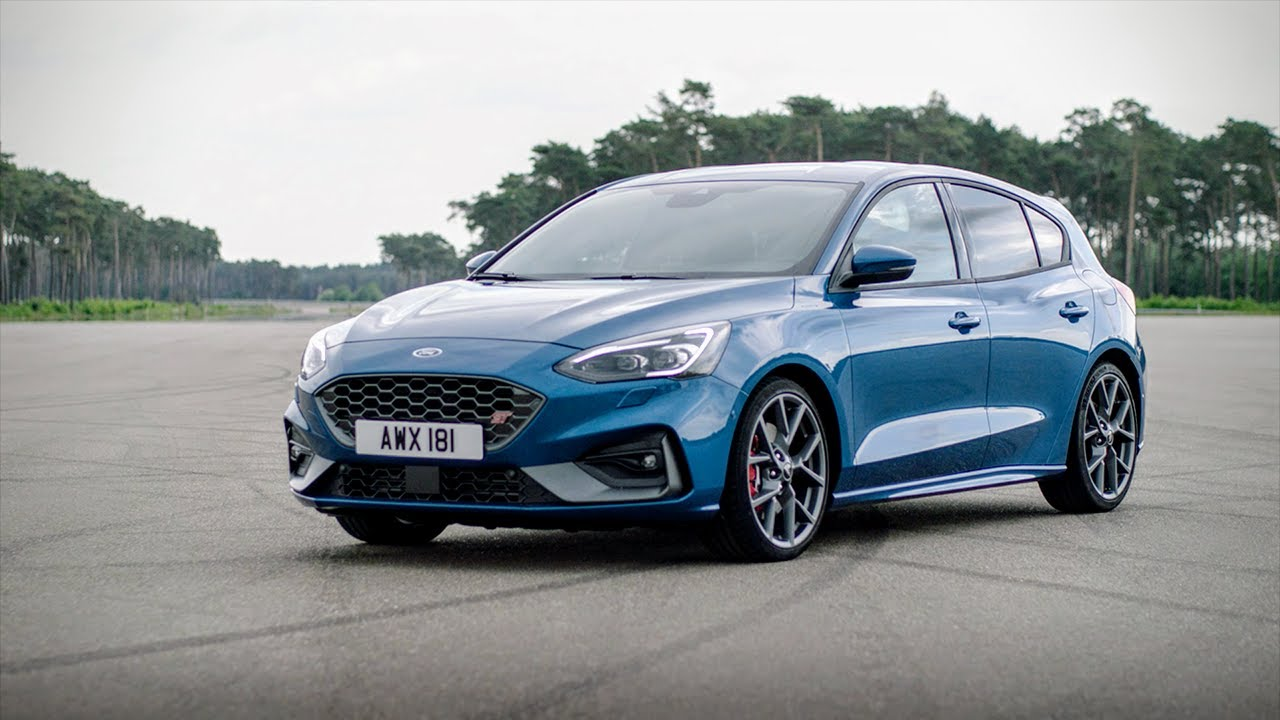 All-New Ford Focus ST - 0–100km/h in 5.7 seconds - YouTube