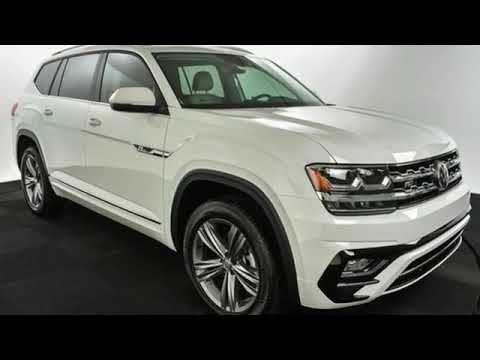 New 2019 Volkswagen Atlas Atlanta, GA #VA19149 - SOLD