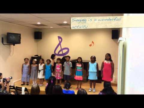 Ode To Joy Children Chorus