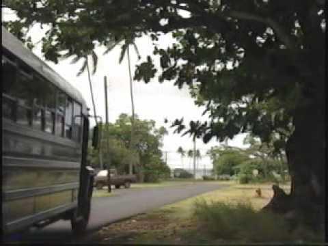 Peter Ustinov visits Hawaii - Kalaupapa (leprosy), and a sea burial