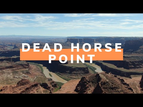 Dead Horse Point State Park, Utah, USA