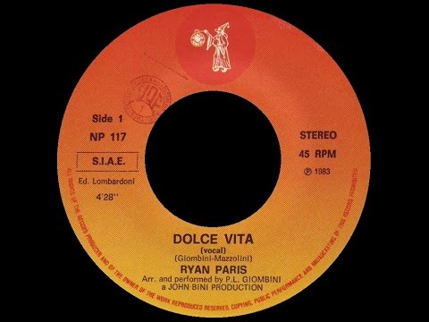 [1983] Ryan Paris • Dolce Vita