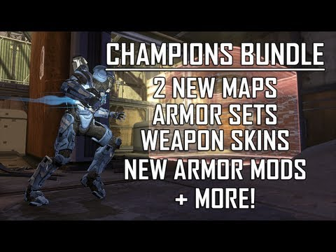 Halo 4 Resistor Armor Mod | Chief Canuck - Video Game News