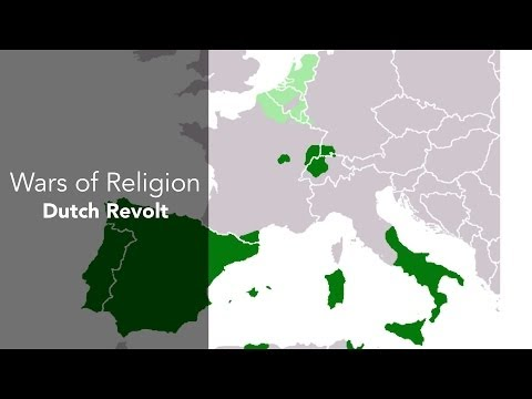 6B: Religious Wars-Dutch Revolt