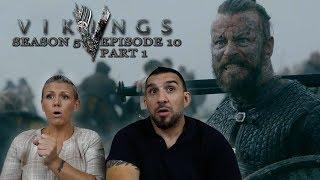 Vikings Season 5 Episode 10 'Moments of Vision' REACTION!! Part 1