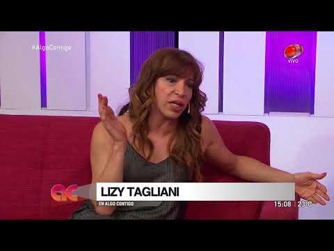 Algo Contigo - Lizy Tagliani 06 de Noviembre de 2017