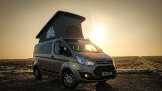 Custom Camper Van Conversion   Full Tour, Problems & What I Would Change