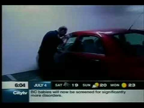 The Safer Parking Initiative (SPI) Vancouver BC on City TV