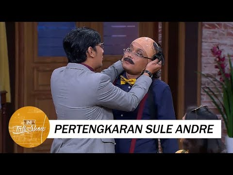 Pertengkaran Andre dan Sule