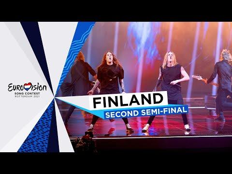 Download Blind Channel - Dark Side - LIVE - Finland 🇫🇮 - Second Semi-Final - Eurovision 2021