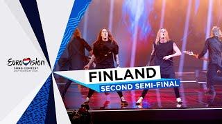 Blind Channel - Dark Side - LIVE - Finland 🇫🇮 - Second Semi-Final - Eurovision 2021