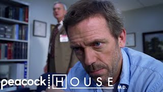 When House Worked For The CIA | House M.D.