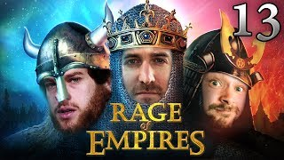 Rage Of Empires mit Donnie, Florentin & Marco #13 | Age Of Empires 2 HD