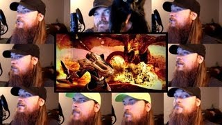 Infinity Blade III - Revenge of Kings Acapella