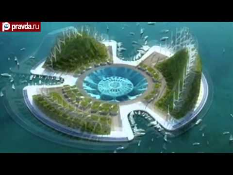 Japan to build cities in the ocean