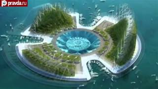Japan to build cities in the ocean thumbnail