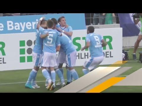 ReLive | TSV 1860 München - SV Wacker Burghausen | Regionalliga Bayern | SPORT1