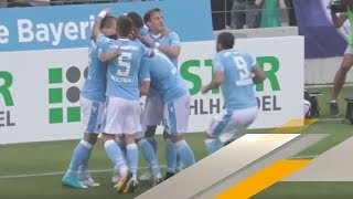 1860 München vs Burghausen full match