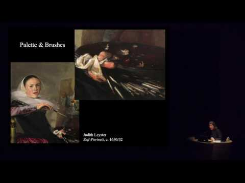 In the Studio with Rembrandt and Hals