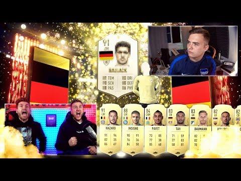 FIFA 19: Die ERSTE KRASSE ICON im PACK BATTLE vs BENNI !!!