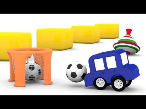 Çizgi Film - Dört araba çalınan pastayı arıyor?