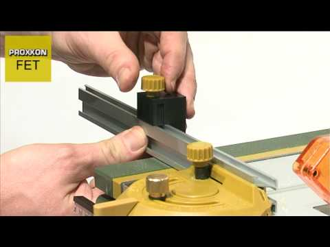 proxxon feinschnitt tischkreiss ge fet no 27070 youtube. Black Bedroom Furniture Sets. Home Design Ideas