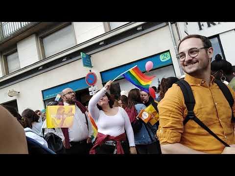 Gay Pride 2019 Rennes Extrait Vidéo