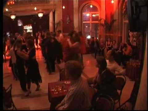 Crossovermilonga In Der Roten Bar Im Volkstheater Wien Youtube