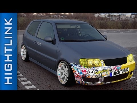vw polo 6n2 tuning youtube. Black Bedroom Furniture Sets. Home Design Ideas