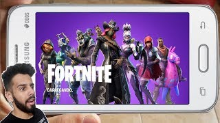 "Optimized!! FORTNITE MOBILE MODIFIED for ""ALL"" ANDROID PHONES-DOWNLOAD FORTNITE APK MOD"