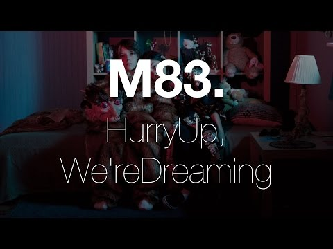 M83 - Echoes Of Mine (audio)