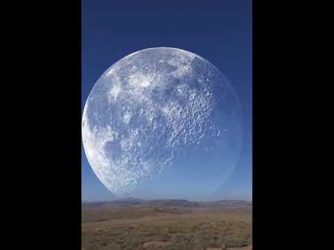 La lune dans