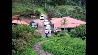 Paseo a Ecolodge La Bastilla, Jinotega