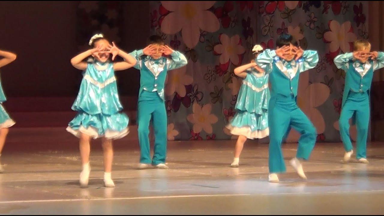 танец фото современный