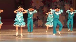 Таберик: Детский современный танец (Отчетный 2015 II отд, часть 10)