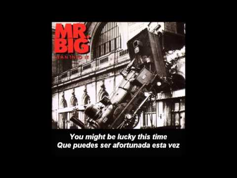 Mr.  Big - CDFF-Lucky This Time (Sub.)