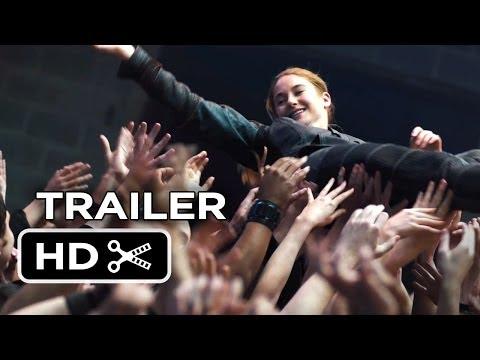 Divergent Official Final Trailer (2014) - Shailene Woodley, Kate Winslet Movie HD
