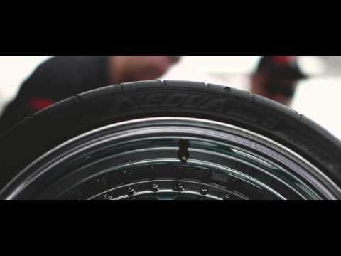 Yokohama Formula Drift Long Beach 2015