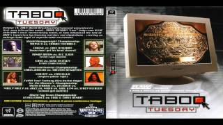 Wwe Taboo Tuesday 2004 Theme Song Full+hd