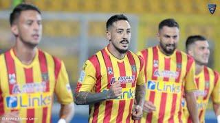 U.S. Lecce: Conferenza stampa di mister Baroni nel post Lecce 3 - Monza 0