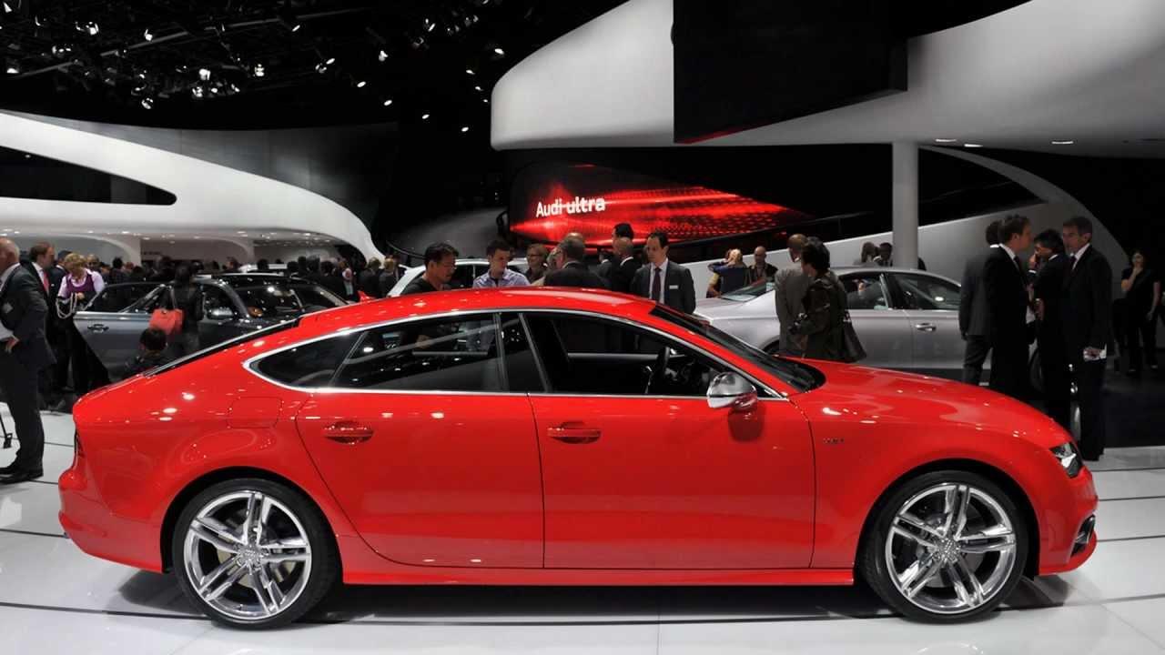 Audi A7 Red Interior Rs7 2017 Sportback With A Colour S7 Frankfurt Auto Show You
