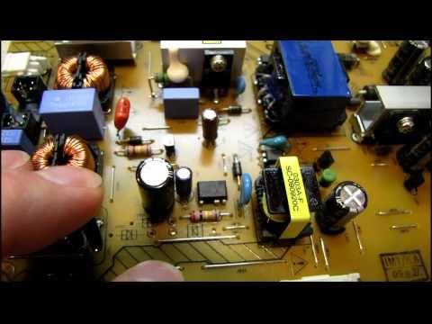 """Philips 32"""" LCD TV Repair"""