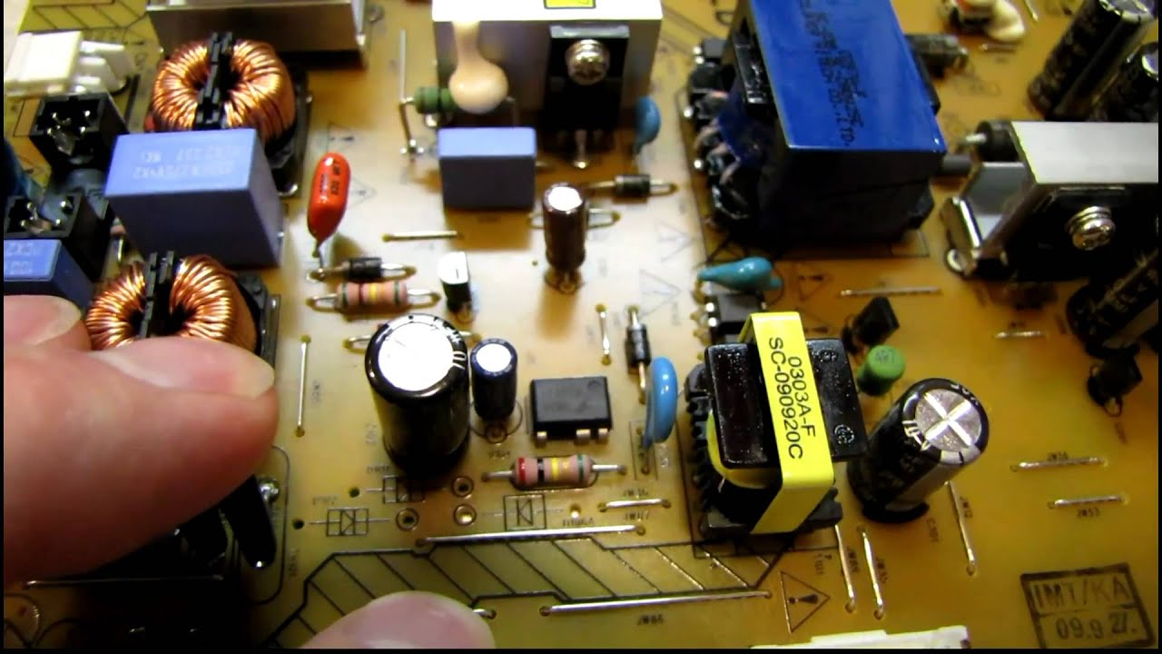 Philips 32 Quot Lcd Tv Repair Youtube