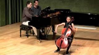 Hungarian Rhapsody Op. 68 by D. Popper. Mariona Camats (12)