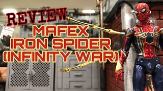 REVIEW Mafex Iron Spider from the Avengers Infinity War