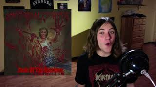 Code of the Slachers (Cannibal Corpse) - Review/Reaction